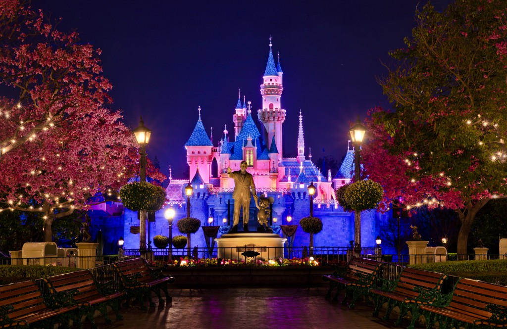 Sleeping Beauty Castle at Disneyland Resort © Disney