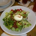Fresh Salad at Garden Grill