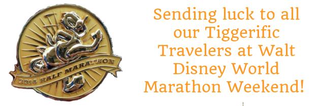 Donald Marathon Luck