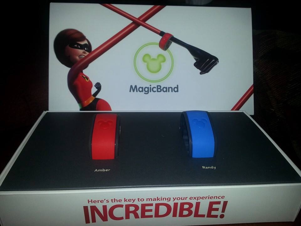 Disney's New MagicBand Experience