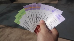 Paper Fastpasses - a thing of the past!