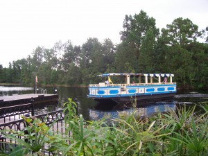 Sassagoula Boat Transportation to Downtown Disney