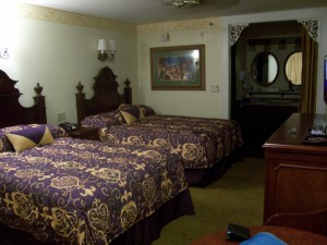 Port Orleans French Quarter Guest Room
