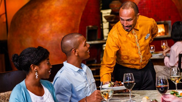 Enjoy stress free dining at Walt Disney Parks and Resorts