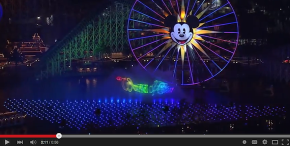 All New World of Color Joins Disneyland Diamond Celebration Festivities